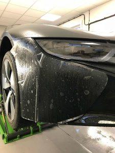 BMW i8 Matte PPF