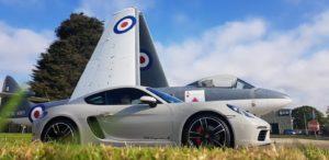 Porsche Cayman 718S GTechniq
