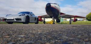 Porsche Cayman 718S Paint Protection Film