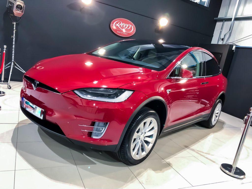 Car Detailing Tesla