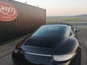 Gtechnic Halo on Porsche Targa