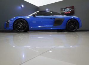 Audi R8 Ceramic Coatings