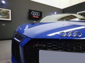 Audi R8 Detailing