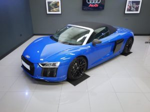 Audi R8 Paint Protection Film
