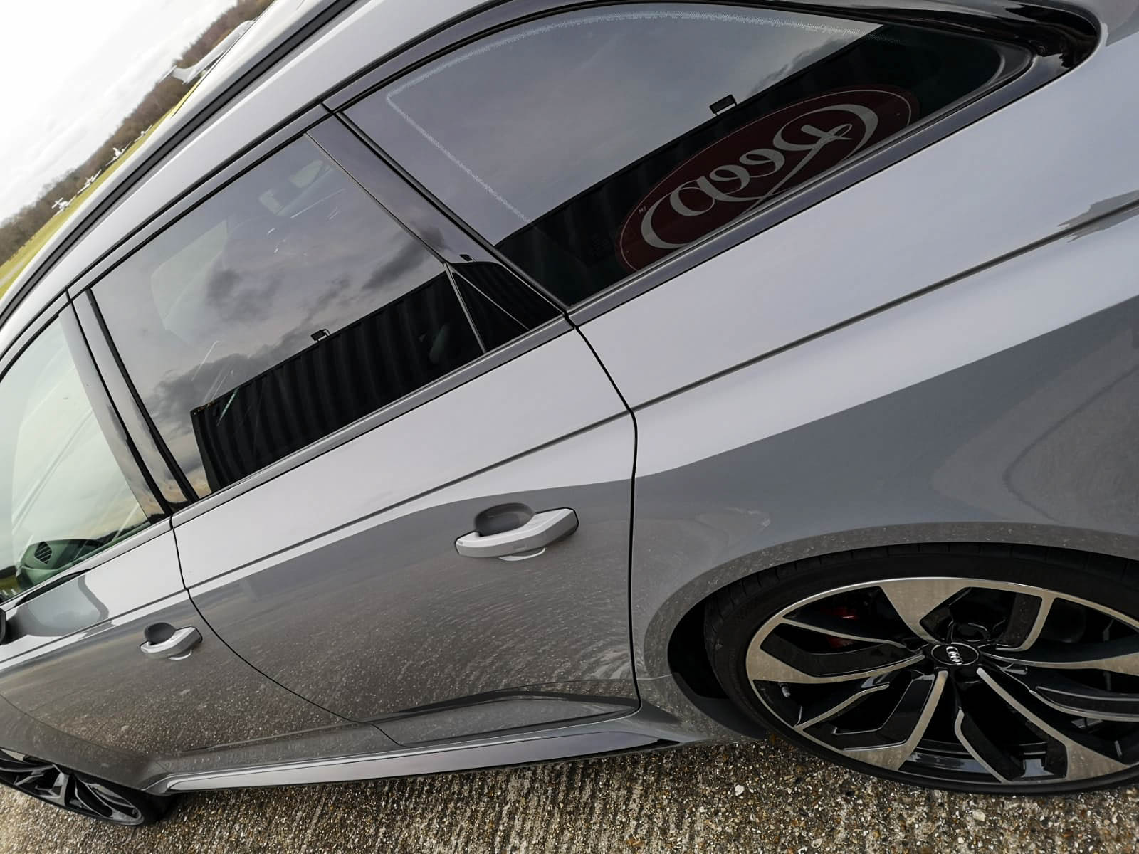Nardo-Grey RS4 Ceramic Coatings