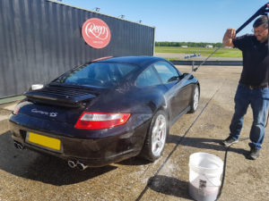 Porsche Carrera 4S Detailing
