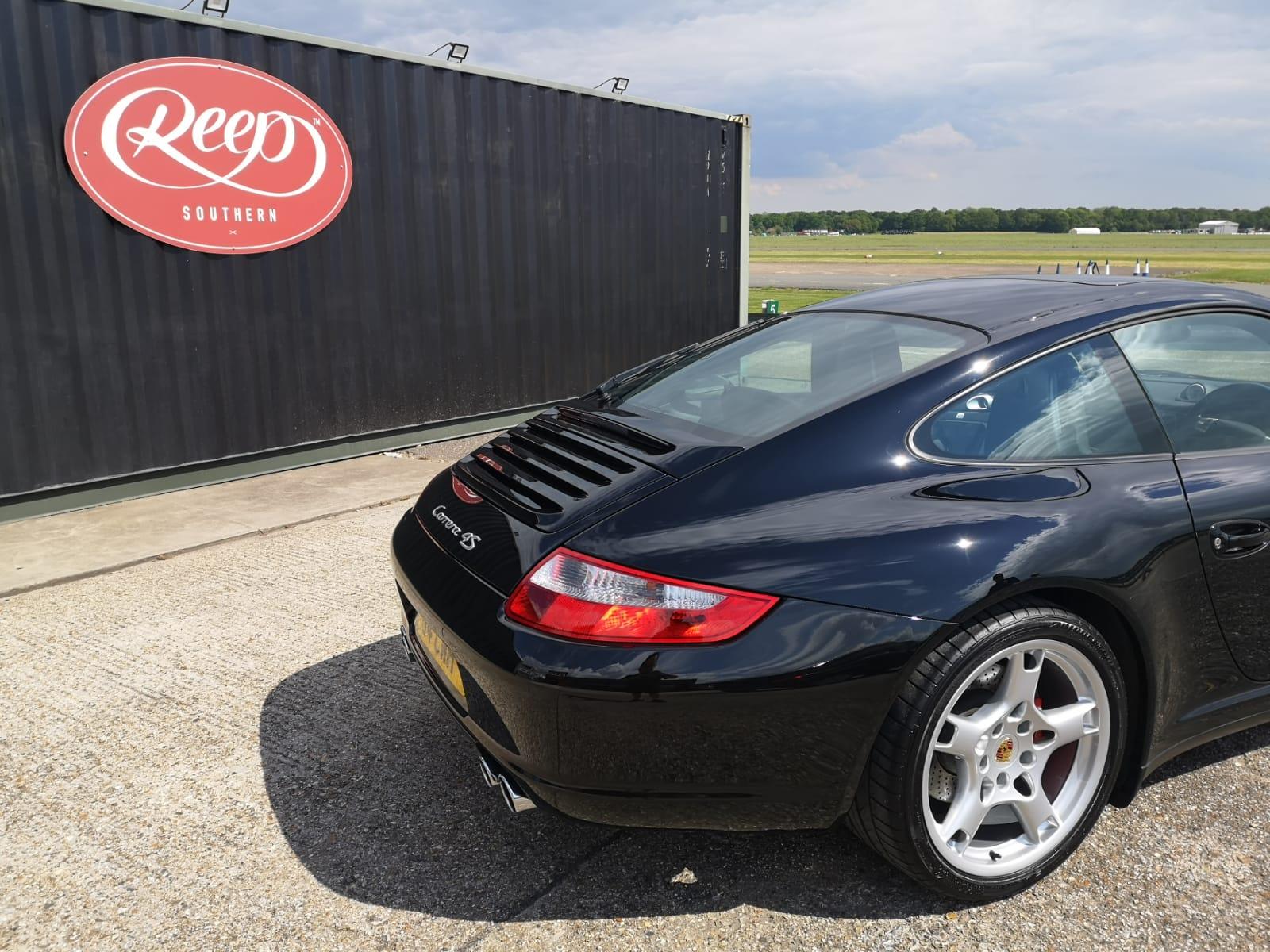 Porsche Carrera Alloys