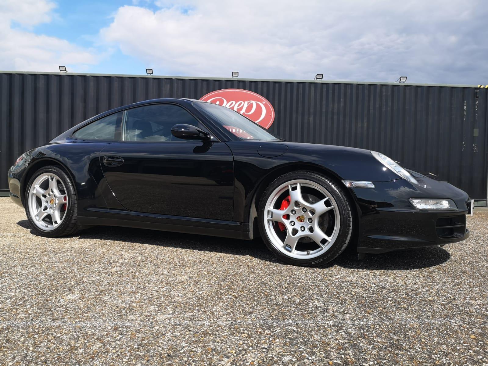 Porsche Carrera Car Wax