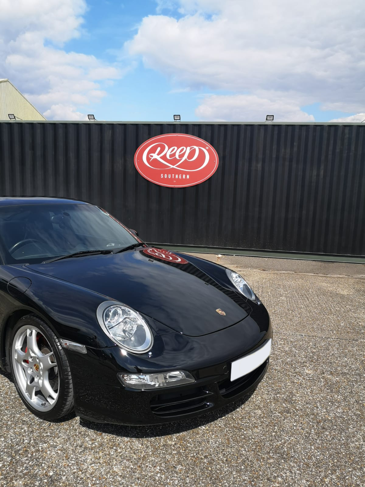 Porsche Carrera Gtechniq Serum