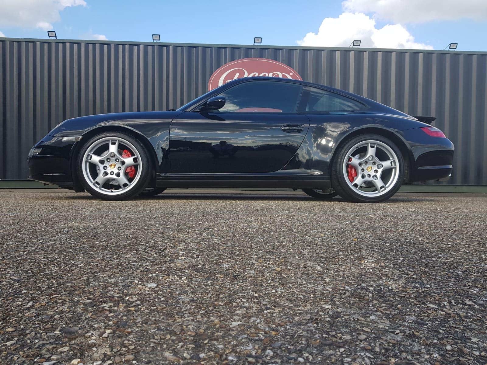 Porsche Carrera Gtechniq