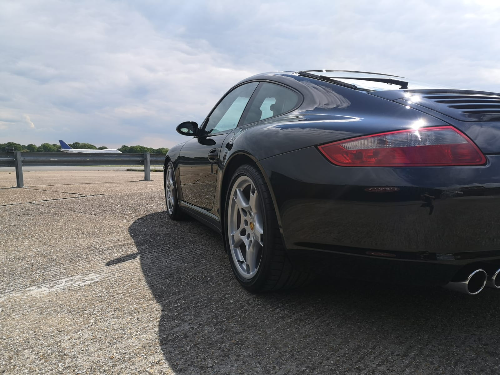 Porsche Carrera Paint Protection