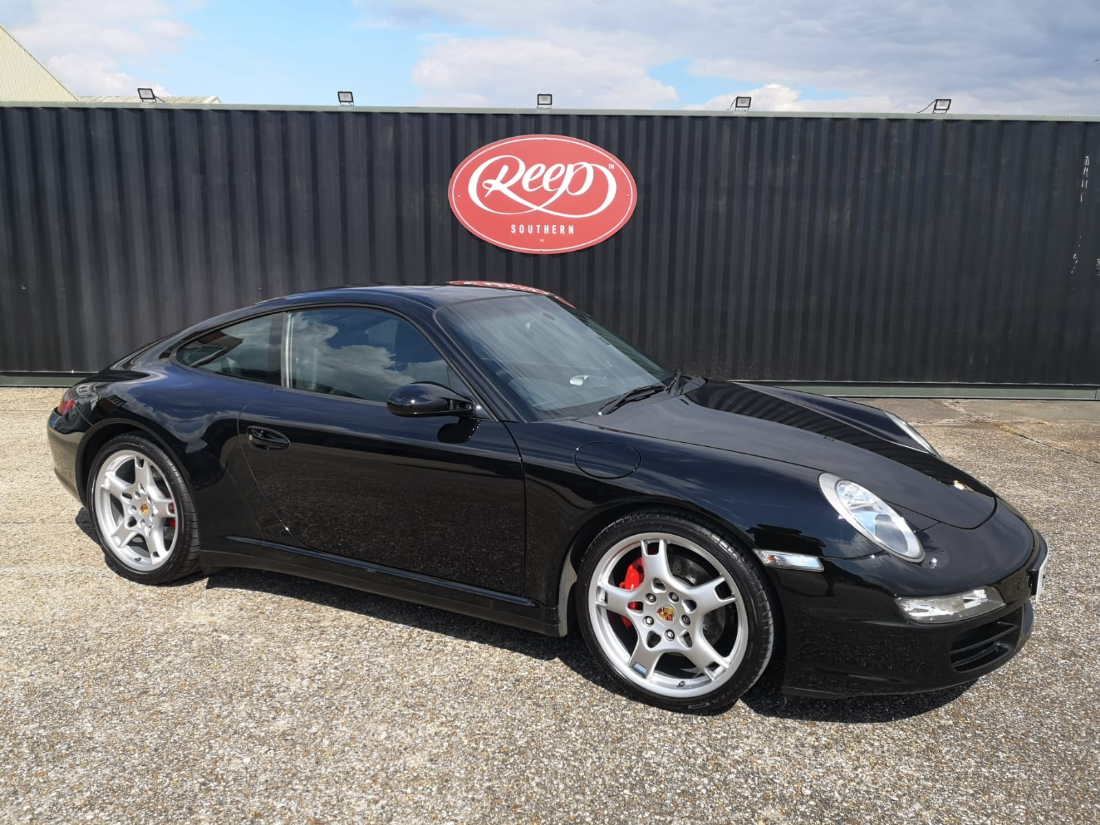 Porsche Carrera Paint Specialists