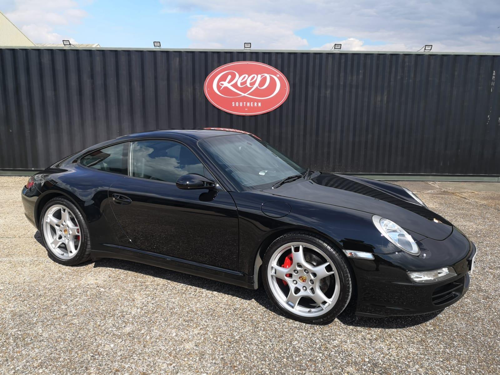 Porsche Carrera Paint Specialists