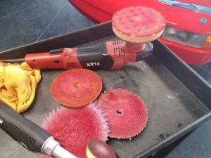 Porsche Paint Restoration