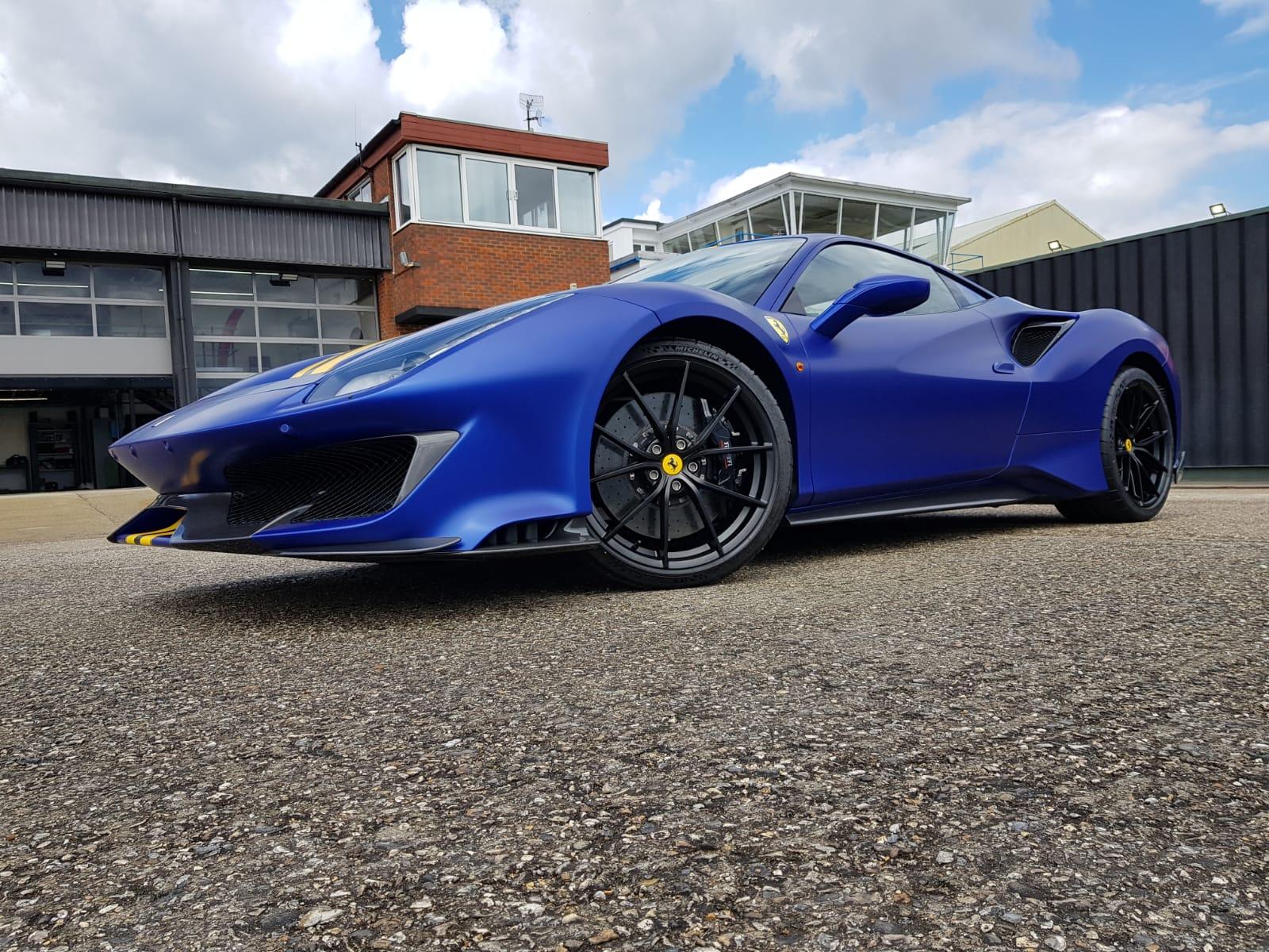 Ferrari Platinum PPF