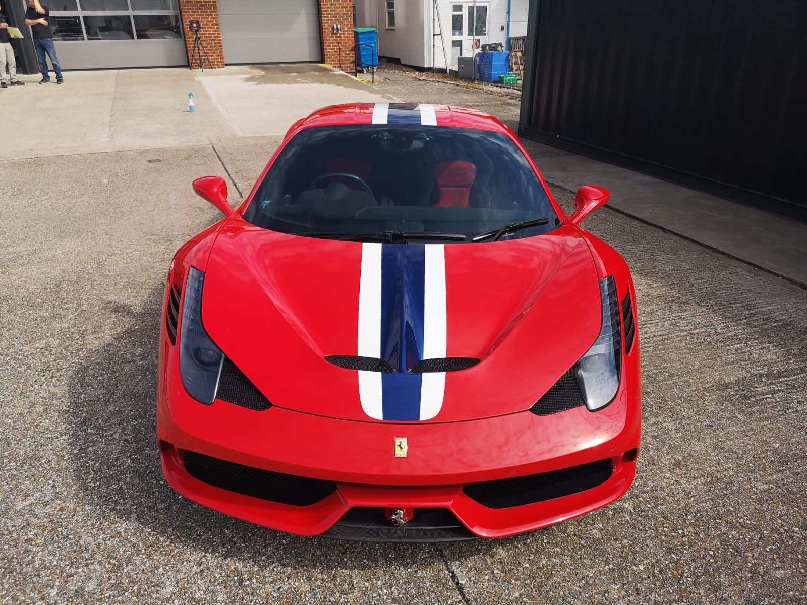 Ferrari Track Pack Paint Protection Film