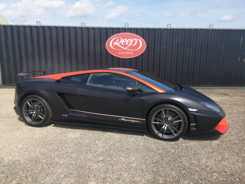Lamborghini Gallardo Superleggera Edizione Technica Edition
