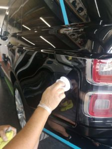 Range Rover Ceramic Coatings