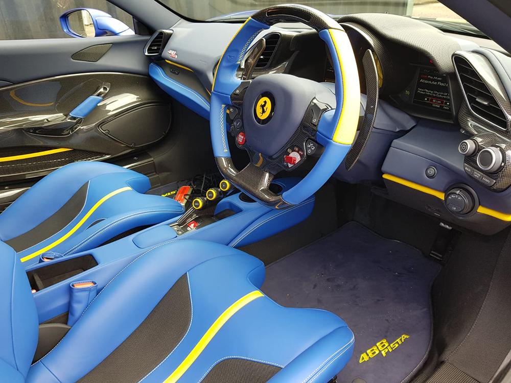 Car Interior Protection-Reep
