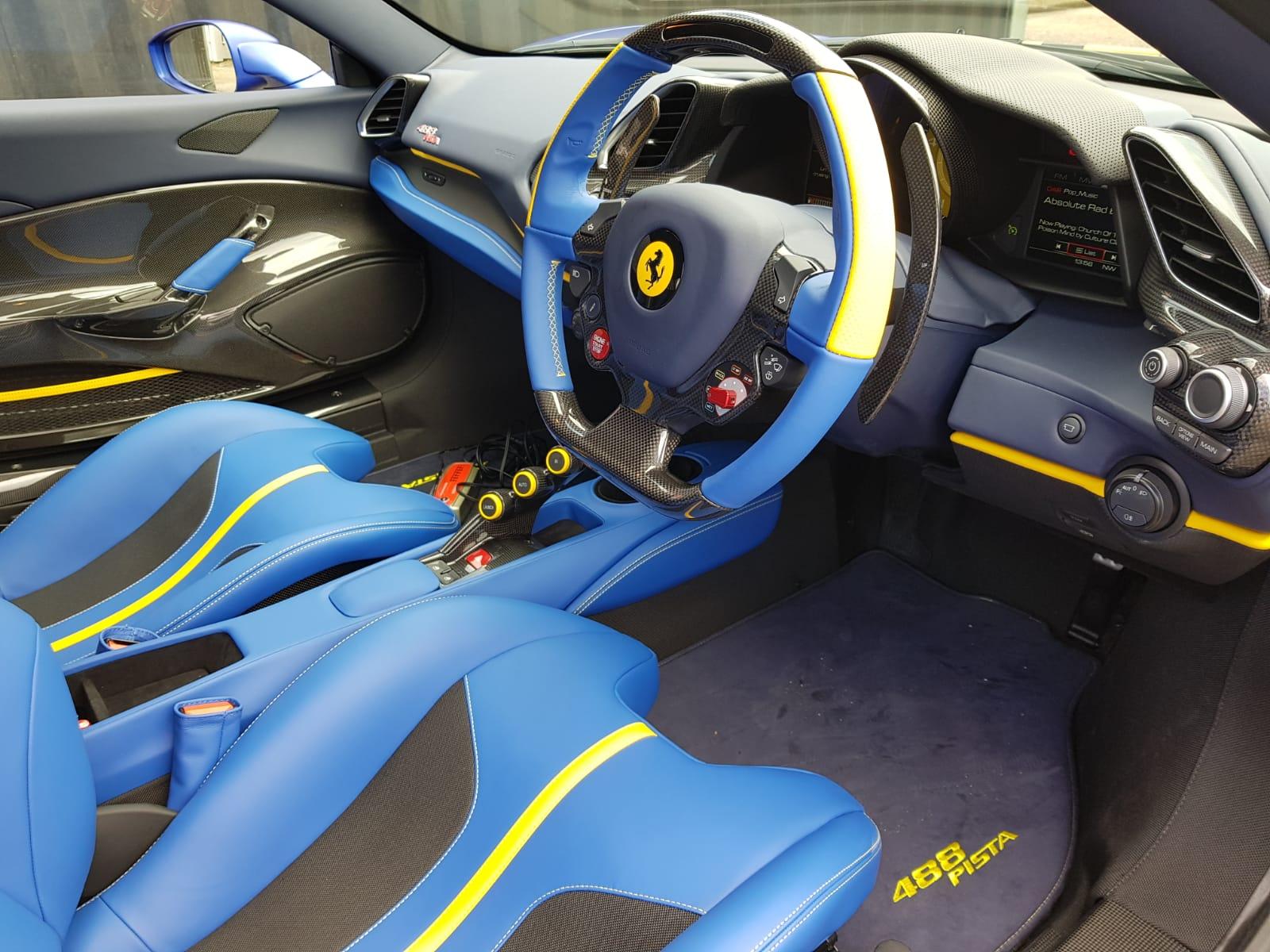 Car Interior Clean