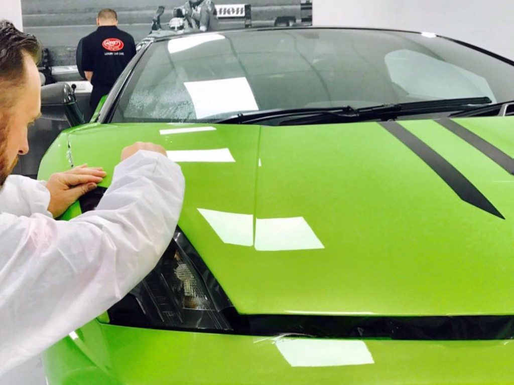 Paint-Protection Film Reep Southern