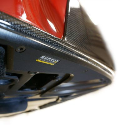 Scrape Armour Front Splitter Protection