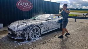 Aston Martin DBS Superleggera Detailing