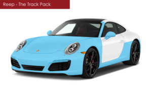Track Pack PaintProtection Film
