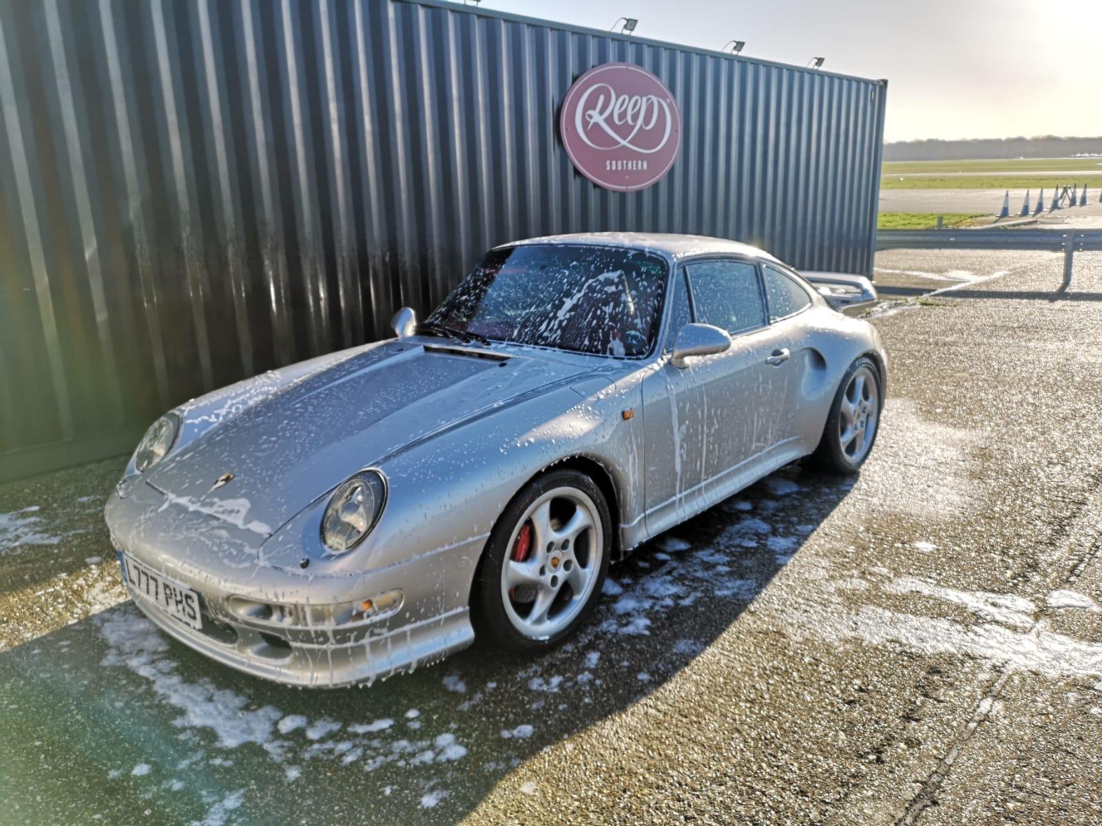Classic Porsche Detailing Safe Wash