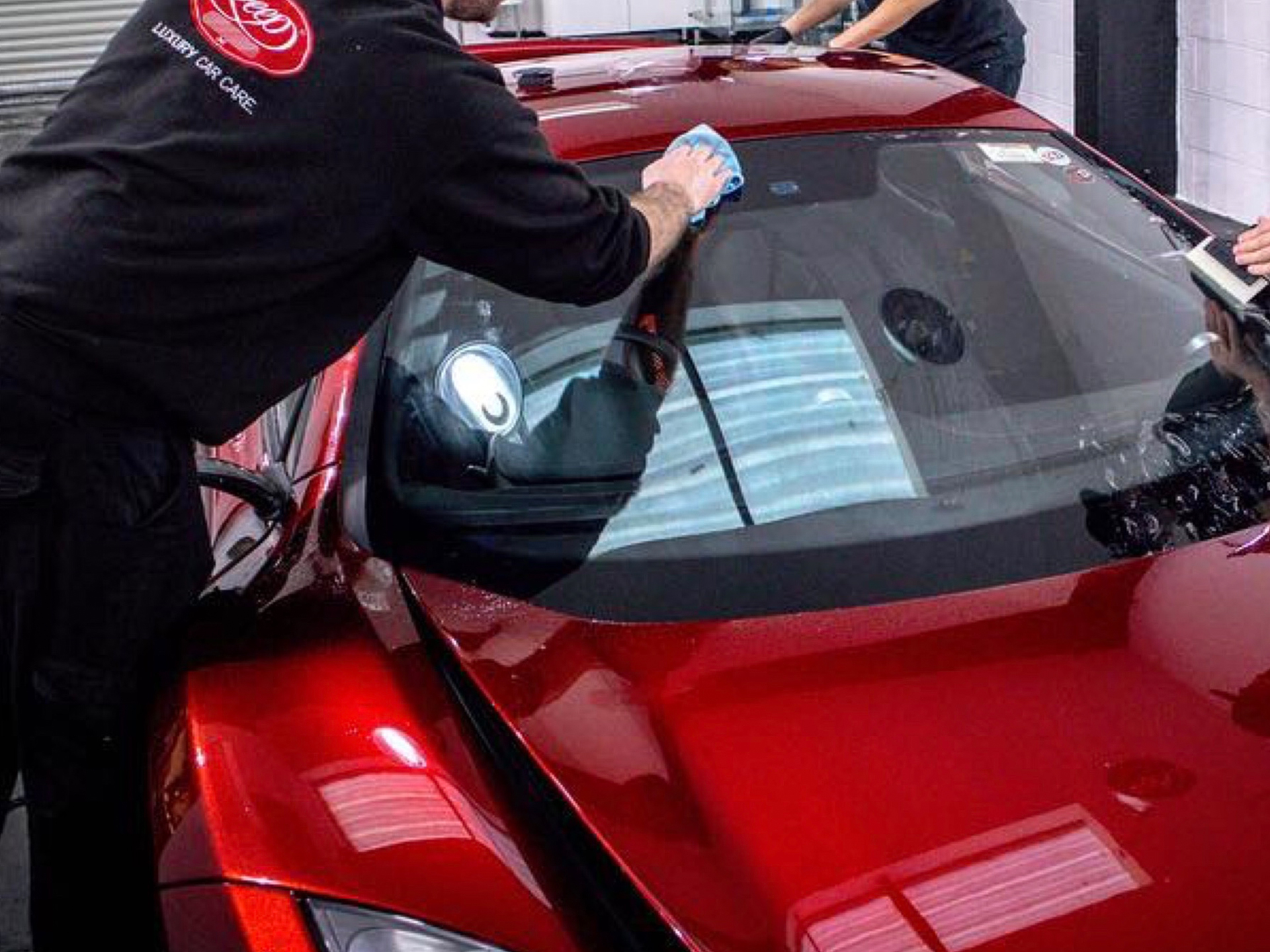 Windscreen-Protection