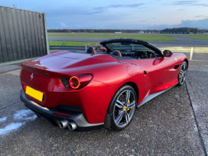 The-best-paint-protection-film-for-a-Ferrari-300x225
