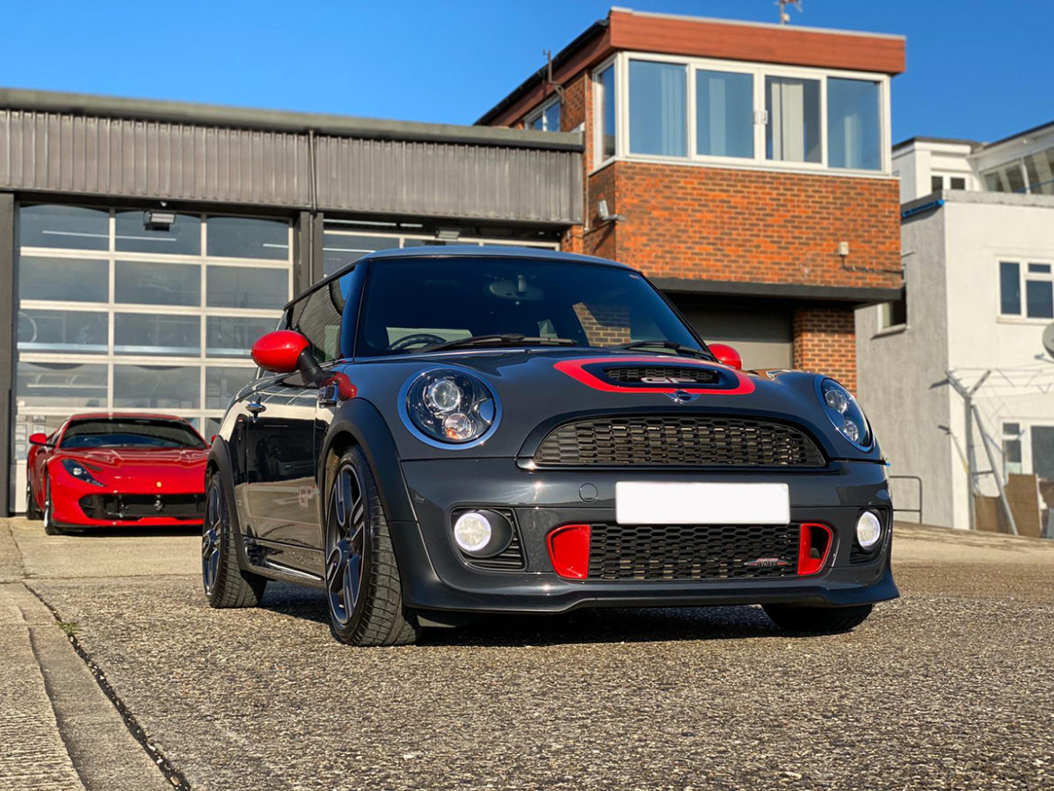 Car detailing - Mini Cooper JCW GP Edition