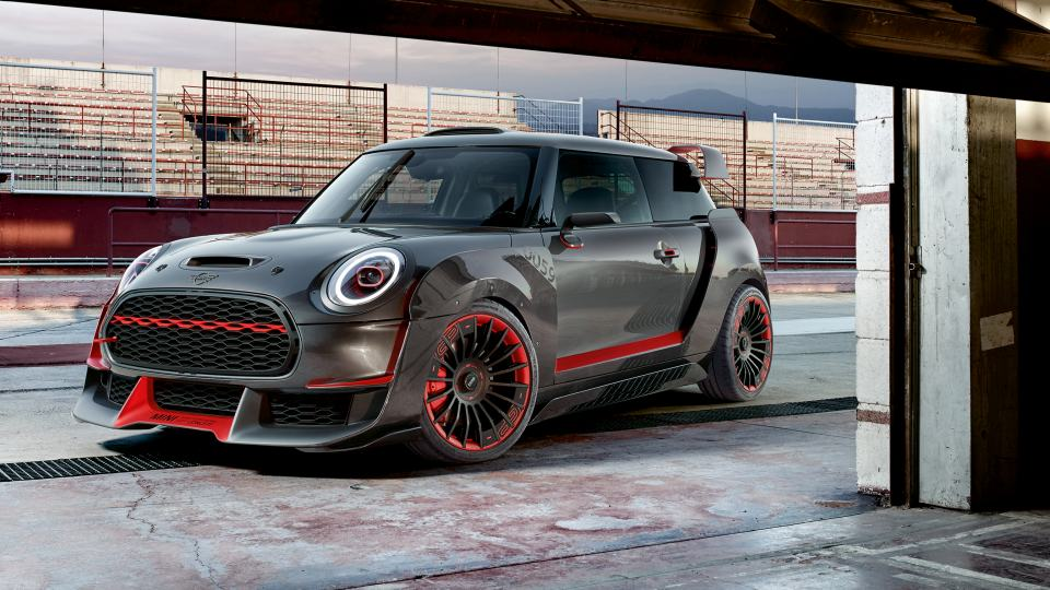 2020 Mini John Cooper Works GP Edition