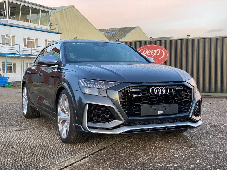 Audi RS Q8 PPF