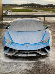 Lamborghini-Snow-Foam-Car-Wash-225x300