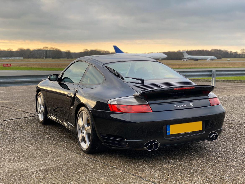 Porsche Turbo S Gtechniq Coatings