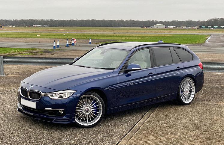 BMW Paint Detailing