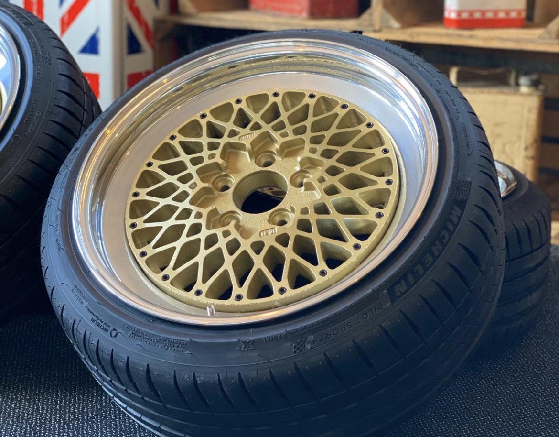 BBS Alloy Wheel Protection