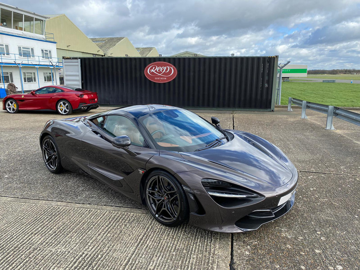 McLAren PPF Paint Protection Film